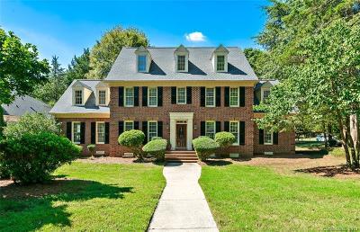 Charlotte Single Family Home For Sale: 5200 Weaver Mill Lane