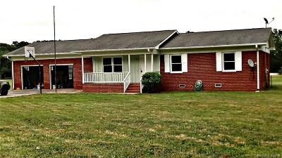 Polkton NC Single Family Home For Sale: $129,900