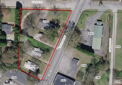 Kings Mountain Commercial For Sale: 107 N Cleveland Avenue