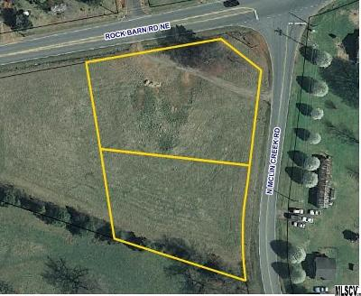 Catawba County Residential Lots & Land For Sale: 1120 Rock Barn Road NE #2, 3, 11