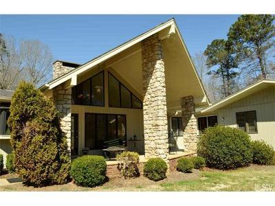Newton Single Family Home For Sale: 1781 Knolls Drive