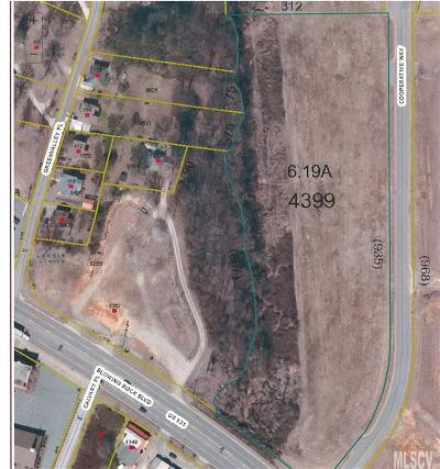Caldwell County Residential Lots & Land For Sale: 1250 Blowing Rock Boulevard