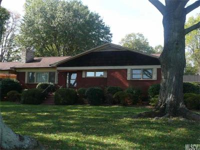 Newton Single Family Home For Sale: 2616 Northwest Boulevard