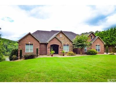 Caldwell County Single Family Home For Sale: 5369 Beacon Ridge Drive