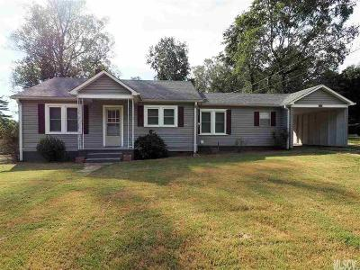 Caldwell County Single Family Home Under Contract-Show: 4775 Calico Road