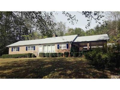Caldwell County Single Family Home For Sale: 4119 Wilkesboro Boulevard