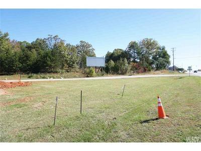 Caldwell County Residential Lots & Land For Sale: 3356 Hickory Boulevard