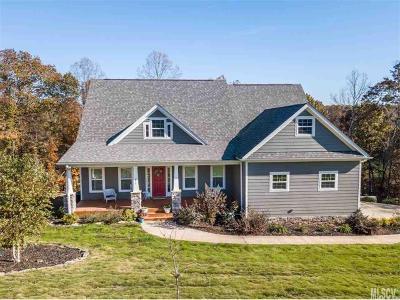 Statesville Single Family Home For Sale: 197 Harbor Ridge Drive