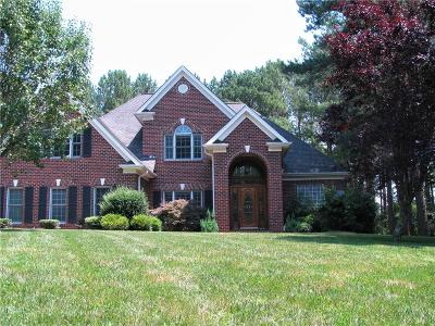 Alexander County, Ashe County, Avery County, Burke County, Caldwell County, Watauga County Single Family Home For Sale: 104 Blackhawk Ridge Court