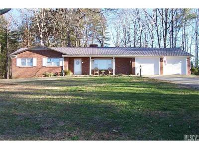 Caldwell County Single Family Home For Sale: 2510 Kingtown Road #x