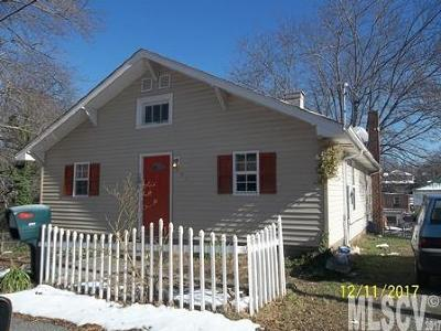 Caldwell County, Alexander County, Watauga County, Ashe County, Avery County, Burke County Single Family Home For Sale: 801 Colonial Street SW