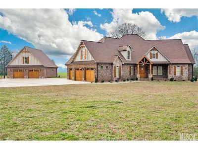 Lincolnton Single Family Home For Sale: 3321 Killian Road