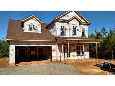 Salisbury Single Family Home For Sale: 1155 Rudder Circle