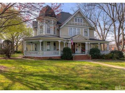 Hickory Single Family Home For Sale: 118 3rd Avenue NE