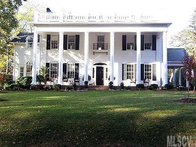 Lenoir Single Family Home For Sale: 414 Hibriten Avenue