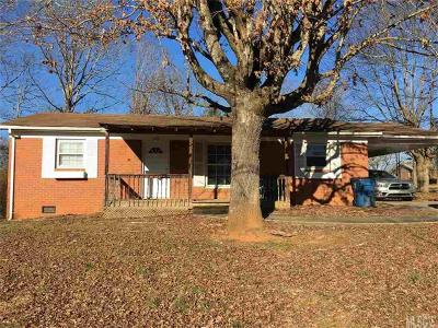 Caldwell County Single Family Home For Sale: 3265 Pineburr Road