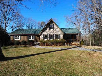 Caldwell County Single Family Home Under Contract-Show: 4370 Trojan Lane