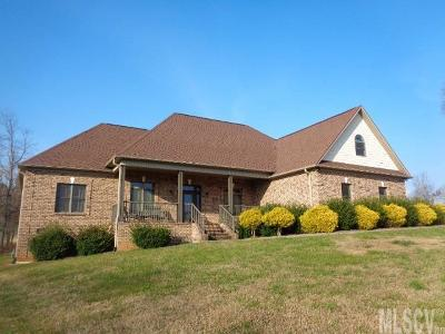 Alexander County, Ashe County, Avery County, Burke County, Caldwell County, Watauga County Single Family Home For Sale: 4004 3rd Court