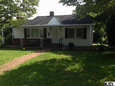 Caldwell County Single Family Home For Sale: 201 Sharon Ave