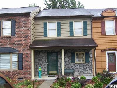 Caldwell County, Alexander County, Ashe County, Avery County, Watauga County, Burke County Condo/Townhouse For Sale: 1258 Camelot Ct