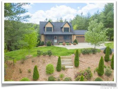 Caldwell County Single Family Home For Sale: 1534 National Forest Dr