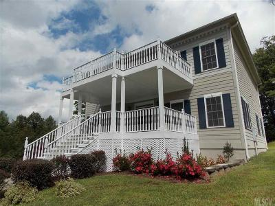 Caldwell County Single Family Home For Sale: 1016 Bent Pine Ct
