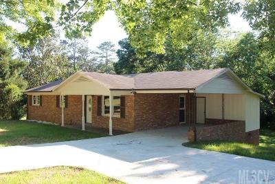 Caldwell County, Alexander County, Watauga County, Avery County, Ashe County, Burke County Single Family Home For Sale: 1701 Richey Rd