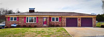 Caldwell County Single Family Home For Sale: 4515 Loye Ln