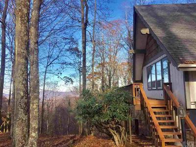 Caldwell County, Alexander County, Watauga County, Avery County, Ashe County, Burke County Single Family Home For Sale: 902 Pine Ridge Rd