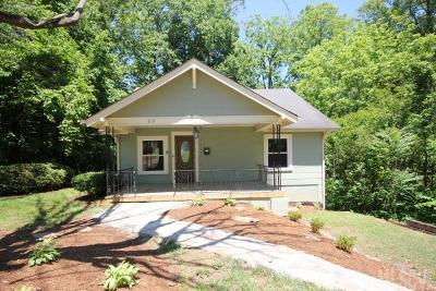 Caldwell County Single Family Home For Sale: 219 Willow St