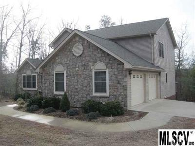 Caldwell County Single Family Home For Sale: 3604 Hollow Oak Ln