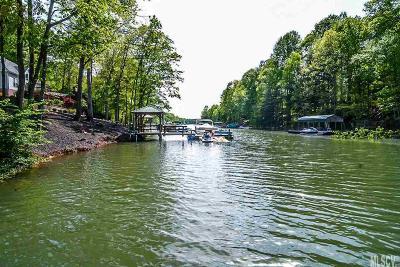 Mooresville Single Family Home For Sale: 130 Hidden Harbor