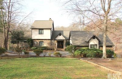 Alexander County, Ashe County, Avery County, Burke County, Caldwell County, Watauga County Single Family Home For Sale: 20 Snug Harbor