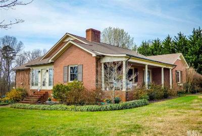 Ashe County, Avery County, Burke County, Alexander County, Caldwell County, Watauga County Single Family Home For Sale: 47 Crestview St