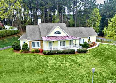 Caldwell County Single Family Home For Sale: 124 Gunpowder View Cir