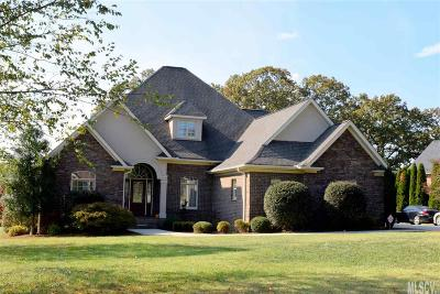 Newton Single Family Home For Sale: 1055 Catawba Greens Dr
