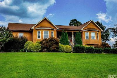 Caldwell County Single Family Home For Sale: 5950 Dunbar Rd