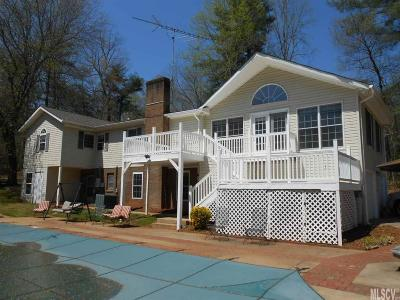 Caldwell County Single Family Home For Sale: 183 Falls Ave