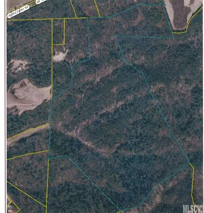 Caldwell County Residential Lots & Land For Sale: Zacks Farm Rd