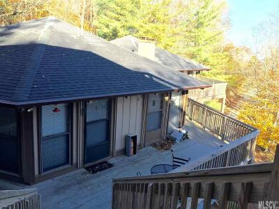 Caldwell County, Alexander County, Watauga County, Ashe County, Avery County, Burke County Single Family Home For Sale: 107 Beechwood Rd #C-3