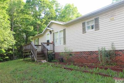 Caldwell County Single Family Home For Sale: 3114 Grace View Pl