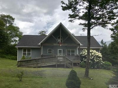 Alexander County, Burke County, Caldwell County, Ashe County, Avery County, Watauga County Single Family Home For Sale: 319 Sugar Tree Ln