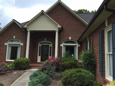 Caldwell County Single Family Home For Sale: 3212 Champion Ln