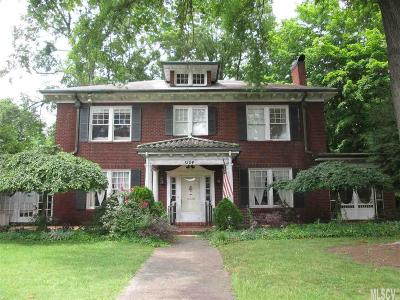 Caldwell County Single Family Home For Sale: 1504 Harper Ave