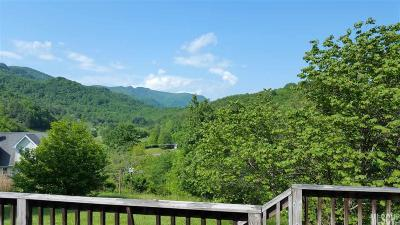 Caldwell County, Alexander County, Watauga County, Ashe County, Avery County, Burke County Single Family Home For Sale: 6383 Hwy 88 W