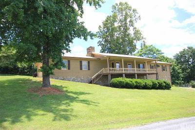Caldwell County Single Family Home For Sale: 1013 Garden St