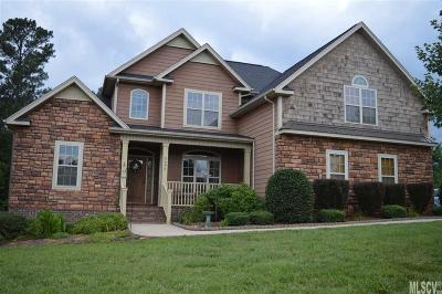 Caldwell County Single Family Home For Sale: 5695 Long Bay Dr