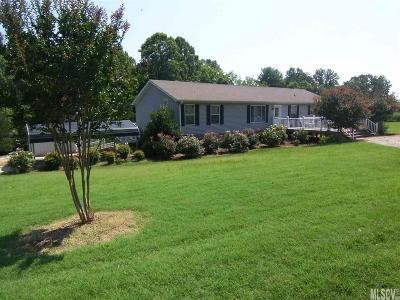 Caldwell County, Alexander County, Watauga County, Avery County, Ashe County, Burke County Single Family Home For Sale: 150 Buff Ave