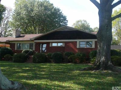 Newton Single Family Home For Sale: 2616 Northwest Blvd
