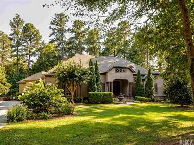 Mooresville Single Family Home For Sale: 121 Marstons Mill Dr